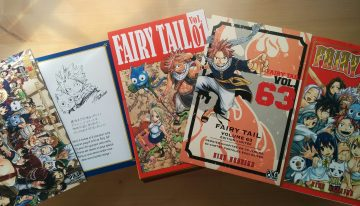 Fairy Tail 63 Collector
